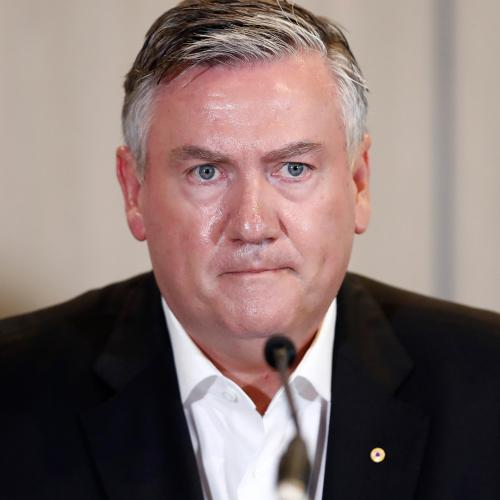 "Eddie McGuire Apologises For ""Day Of Pride"" Comment  About Leaked Report"