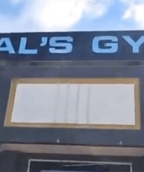 Police Storm Gym After It Continued To Operate During Five-Day Lockdown