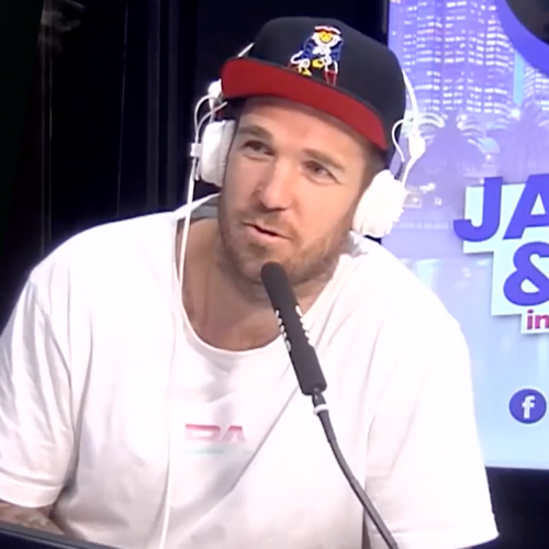 Dane Swan Shares What He Can't Understand About Tennis Players In The Australian Open