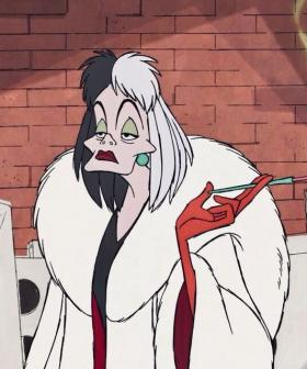 Here's The Jaw Dropping First Look At Emma Stone's Cruella De Vil