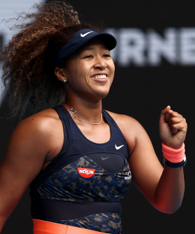 """Don't Make It Creepy"": Jase Shares His Pride For Naomi Osaka"