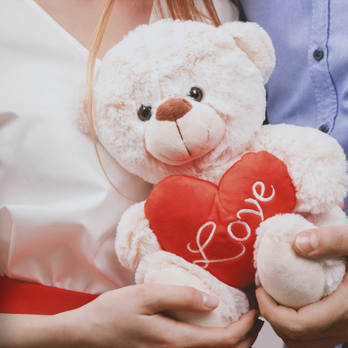 Jase Prepares A Questionable Custom Teddy Bear For Valentine's Day
