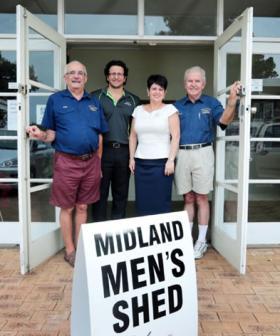 This Men's Shed Is Supporting Its Community Through Sheer Aussie Spirit