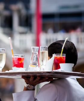 If A Waiter Ruins Your Outfit On A Night Out, Do They Need To Pay For It?