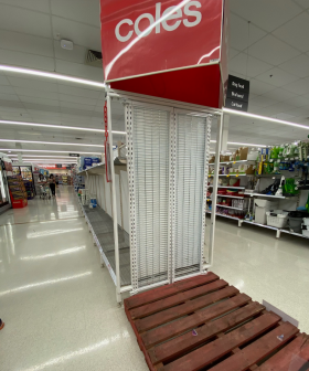 Coles & Woolworths Reintroduce Product Limits As Shoppers Rush Into Stores
