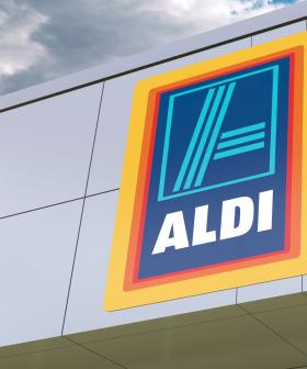 Shopper Spots Woolies Logo On Aldi Product And We're Confused...