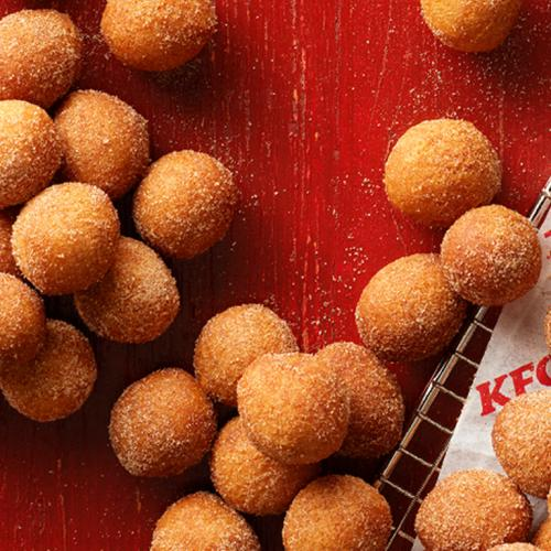 KFC Is Slinging Kentucky Fried Donuts And We Donut Believe It Either!