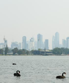 This Is Why The Air In Melbourne May Be A Little Smokey Over The Coming Days