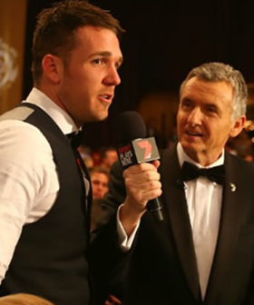 """He's Just Been Incredible"": Dane Swan Pays Tribute To Bruce McAvaney"
