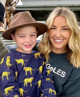 Guy Sebastian Puts Wife Jules To Shame After Taking Crowd Pleaser To Son's Cricket Training
