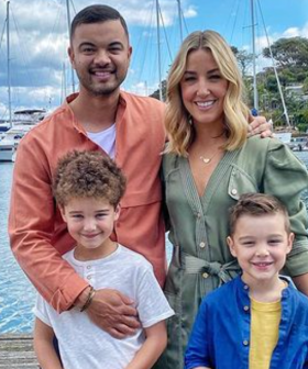 Guy Sebastian Is Having Trouble At His Kids' School Due To His Fashion Choices