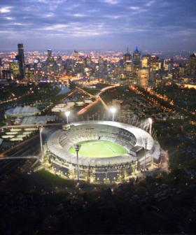 Pressure Building To Allow Bigger Crowds At MCG For Start Of AFL Season