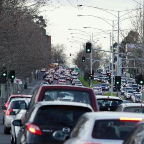 Traffic Is Now Worse On Some Melbourne Roads Than Is Was Pre-COVID