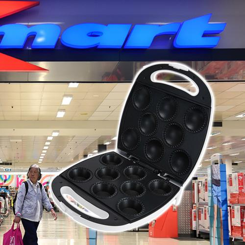Kmart Are About To Start Selling A MASSIVE Pie Maker And It's Cheap!