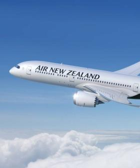 This Is What Happened On The First Flight To NZ