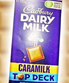 There Are Rumours Of A Caramilk Top Deck Chocolate And We Are Losing Our Minds!