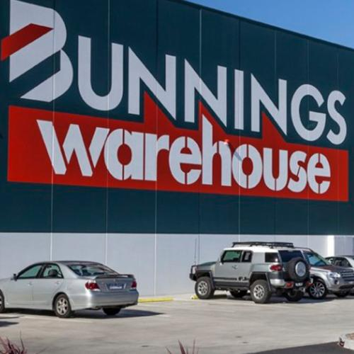 Bunnings Shopper Spotted With VERY Bizarre Pet Out For A Walk And People Are Asking Questions