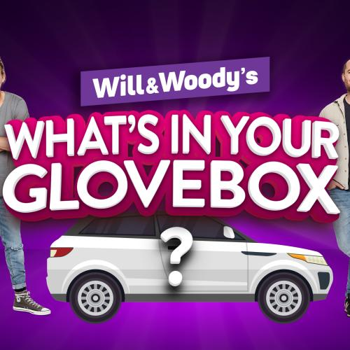 Will & Woody's What's In Your Glovebox?