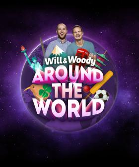 Will & Woody's Around The World