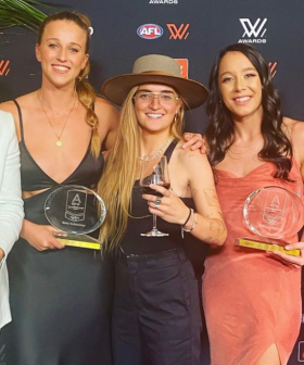 """""""Everyone Back To My House!"""": G Flip Talks Partying With AFLW Players"""