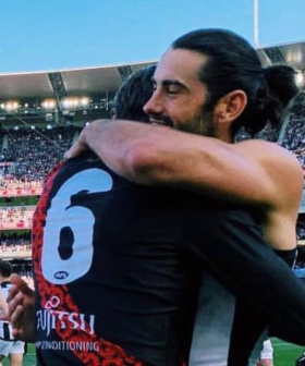 AFL Star Brodie Grundy Discusses His Journey To Gallipoli Ahead of the Anzac Day Clash