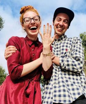 The Wiggles' Emma Watkins Is Engaged To Partner Oliver Brian