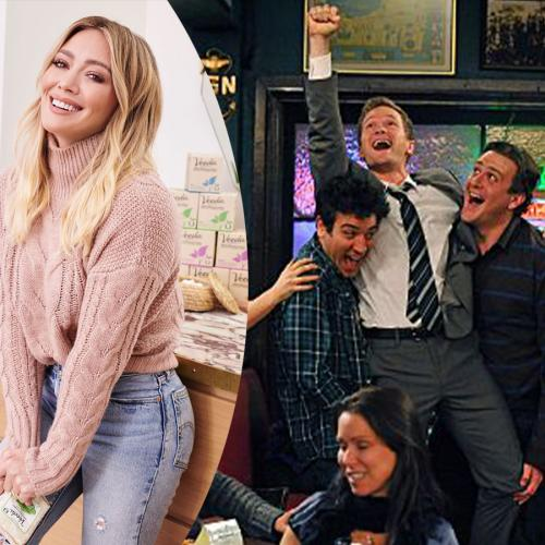 Hilary Duff Set To Star In 'How I Met Your Mother' Sequel