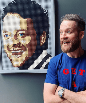 Jase Commits To A Lego Portrait From Brickman... But Can He Afford It?
