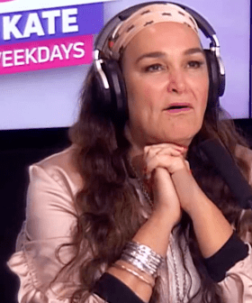 "Kate Langbroek Frightened She'll Be ""Cancelled"" After Fake Tanning Incident"