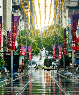 Melbourne Shivers Through The Coldest Night Of The Year So Far