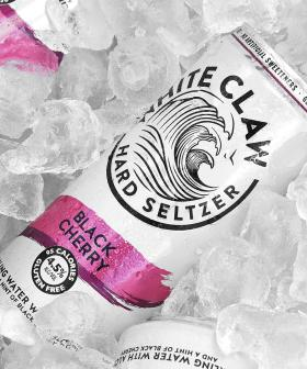 White Claw Is About To Drop A New Black Cherry Seltzer