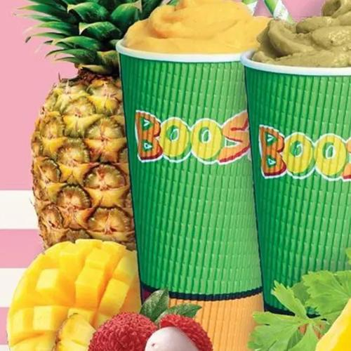 """Boost Juice Is Bringing Back Their Iconic """"What's Your Name Game"""""""