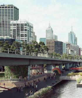 Melbourne Could Be Getting That CBD Swimming Pool On The Yarra After All!