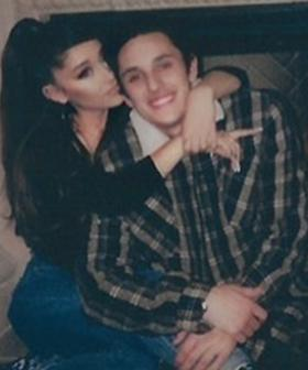 Apparently Ariana Grande Got Married Overnight In A Secret Ceremony
