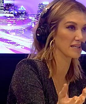 Delta Goodrem Reveals Elton John's Touching Gesture On Her First Day Of Chemo