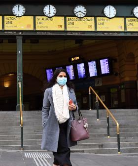 Experts Fear Virus Is Still Circulating In Melbourne Despite Lockdown