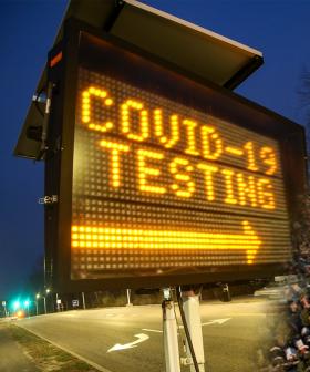 Victoria Records Positive COVID-19 Test In The Community
