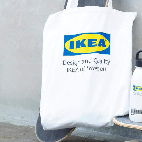 IKEA Has Released A Merch Line & It's Actually FASHIONABLE!