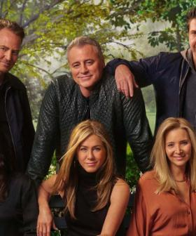 This Is The Eye-Watering Amount The Friends Cast Got Paid For Their Reunion