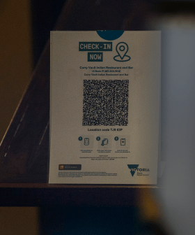 Victorians Will Be Asked For More Data When They Scan Into Venues From Tomorrow Morning
