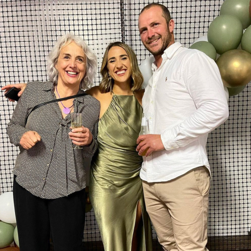 PJ Steps Up To The Microphone In A Bid To Help Save Her Engagement Party