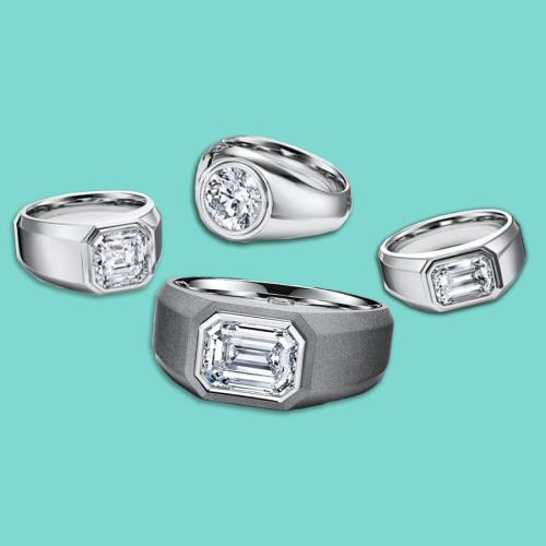 Tiffany & Co Are Doing Engagement Rings For Men & Why Hasn't This Happened Earlier TBH?
