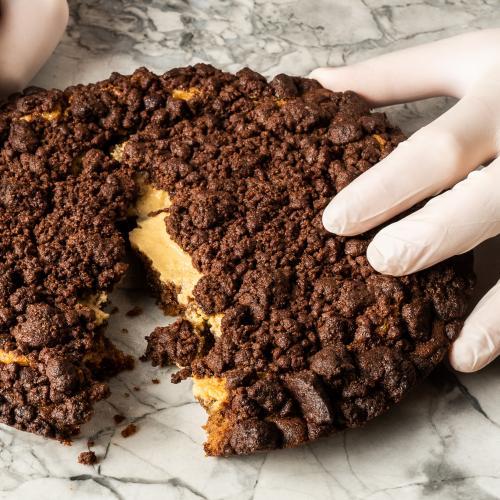 Messina Is Releasing The Indulgent Choc Malt Cheesecake Cookie Pie