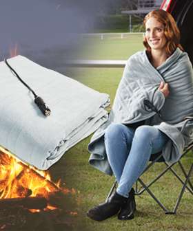 Aldi's Doing $30 Heated Blankets That Can Plug Into Your CAR!