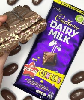 Cadbury Just Dropped A Pascall Clinkers Block And We Are Losing Our Minds
