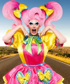 The Crazy Story Behind The Winner Of RuPaul's Drag Drace Down Under's Name