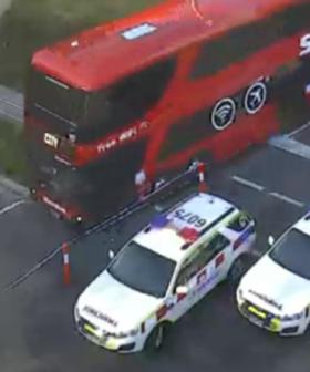 Fatal Truck Crash At Melbourne Airport Sparks Major Delays