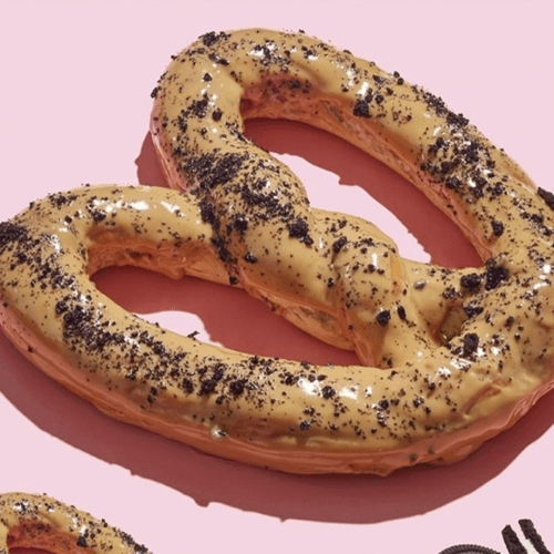 You Can Get Giant Pretzels Delivered To Your Door During Melbourne's Lockdown