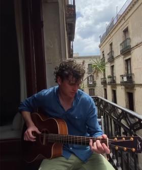 PJ Sends Vance Joy On A Special Mission Around Spain & It Involves Her Fiancé BJ