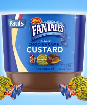 Pauls Have Just Dropped A New Special Edition Fantales Inspired Choc Caramel Custard!